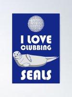 Seal clubbing club